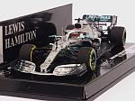 Mercedes AMG W10 #44 Winner GP China 2019 Lewis Hamilton by MINICHAMPS