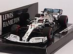 Mercedes W10 AMG #44 GP Germany 2019 Lewis Hamilton World Champion by MIN