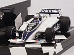 Brabham BT50 BMW #2 1982 Riccardo Patrese (HQ resin) by MINICHAMPS