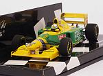 Benetton B193B Ford #6 British GP 1993 Riccardo Patrese by MINICHAMPS