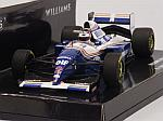 Williams FW16 Renault #2 GP France 1994 Nigel Mansell F1 Comeback by MINICHAMPS
