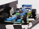 Benetton B194 Ford #6 GP Japan 1994 Johnny Herbert  (HQ resin) by MINICHAMPS