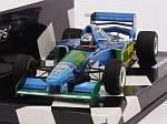 Benetton B194 Ford #6 GP Australia 1994 Johnny Herbert (HQ Resin) by MINICHAMPS