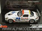 Mercedes SLS AMG GT3 #30 Nurburgring 2011  Mamerow - Hahne - Kaffer by MINICHAMPS