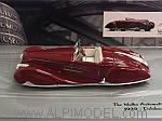 Delahaye Type 165 Cabriolet 1939 Mullin Museum Colelction by MIN