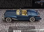Buick Wildcat II 1954 (Light Blue Metallic) American Dream Car Collection by MIN
