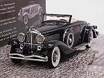 Duesenberg SJN Supercharged Convertible Coupe 1936 (Dark Blue) by MINICHAMPS