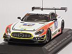 Mercedes AMG GT3 #30 Dubai 2016 Jager - Hall - Cole by MIN