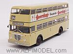 Buessing D2U Doppeldecker Bus Doornkaat 1955 by MINICHAMPS