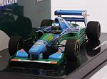 Benetton B194 Ford #5 Winner GP Monaco 1994 Michael Schumacher (HQ Resin) by MINICHAMPS