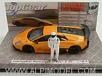 Lamborghini Murcielago LP670-4 SV 2009 Top Gear  'The Stig' by MINICHAMPS