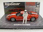 Ford GT 'Top Gear' with 'The Stig' figurine by MINICHAMPS