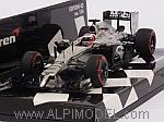 McLaren MP4/29 Mercedes GP Malaysia 2014 Jenson Button by MINICHAMPS