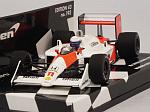 McLaren MP4/4 Honda #11 Winner GP Brasil 1988 Alain Prost by MINICHAMPS