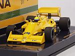 Lotus 99T Honda #12 Winner GP Monaco 1987 Ayrton Senna by MINICHAMPS
