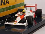 McLaren MP4/4 Honda #12 Winner GP San Marino 1988 Ayrton Senna World Champion by MINICHAMPS