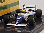 Williams FW16 Renault GP Brasil 1994 Ayrton Senna by MIN