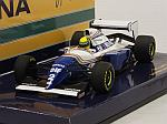 Williams FW16 Renault Pacific GP 1994 Ayrton Senna (HQ Resin) by MINICHAMPS
