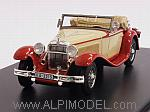 Mercedes Mannheim 370S 1932 (Beige/Red) by NEO.