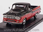 Dodge D100 Sweptside PickUp 1959 (Red/Black) by NEO.