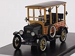 Ford Model T Woody Depot Hack 1925 by NEO
