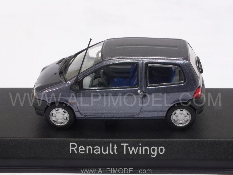norev renault twingo 1993 meteor grey 1 43 scale model. Black Bedroom Furniture Sets. Home Design Ideas