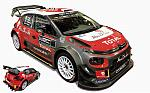 Citroen C3 WRC 2018 Presentation Version by NOREV