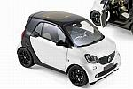 Smart Fortwo 2015 (Black/White) by NOREV