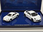 Alpine A110 + Vision 2016 (2 Cars set) Gift box by NOREV
