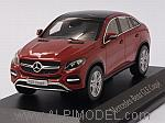 Mercedes GLE-Class Coupe 2015 (Designo Hyacinth Red Metallic) Mercedes Promo by NOREV