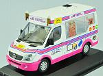 Mercedes Whitby Mondial Ice Cream Van Mr.Whippy by OXFORD
