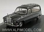 Daimler Hearse (Black/Carlton Grey) by OXFORD