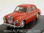 MG ZA Magnette (Red) by OXFORD