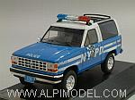 Ford Bronco II 1989 New York Police Dept. 1990 by PREMIUM X.