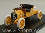 Itala #8 Targa Florio 1906 Baron Pierre De Caters by RIO
