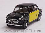 Fiat 1100 Taxi Barcelona 1956 by RIO