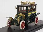 Renault Tipo X Taxi 1907 (Green) by RIO