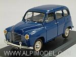 Renault Colorale Prairie 1953 (Blue) by SOLIDO