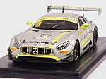 Mercedes AMG GT3 #48 Winner FIA GT World Cup Macau 2017 Edoardo Mortara by SPARK MODEL