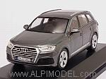 Audi Q7 2015 (Graphite Grey) (Audi Promo) by SPARK MODEL