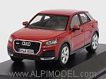 Audi Q2 2016 (Tango Red Audi Promo by SPARK MODEL