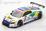 Audi R8 LMS Cup #1 Champion 2016 Alex Yoong by SPARK MODEL