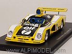 Alpine Renault A442 #7 Le Mans 1977 Tambay - Jaussaud by SPARK MODEL