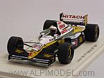 Lotus 109 #11 Britsh GP 1994 ALEX ZANARDI by SPARK MODEL