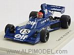 Tyrrell 007 #15 GP USA 1975 Michel Leclere by SPARK MODEL