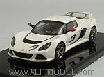 Lotus Exige S 2011 (White) by SPARK MODEL