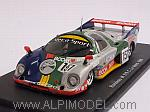 Rondeau M379C #151 Le Mans 1988 Lombardi - Sotty by SPARK MODEL