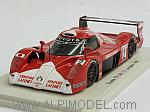 Toyota TS020 #2 Le Mans 1999 Boutsen - Kelleners - McNish by SPARK MODEL