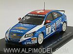 Chevrolet Cruze 1.6 T #8 WTCC Macau 2011 Alain Menu by SPARK MODEL