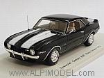 Chevrolet Camaro Z28 1969 Road Version (Black) by SPARK MODEL